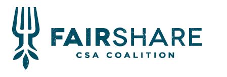 FairShare CSA logo