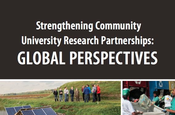 A new UNESCO report on community-university partnerships